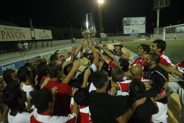El Portuense logra el trofeo Ciudad del Puerto
