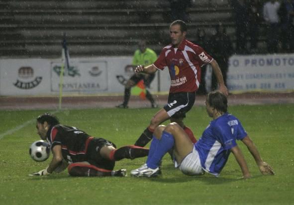 CD San Fernando 2-2 CD Roquetas