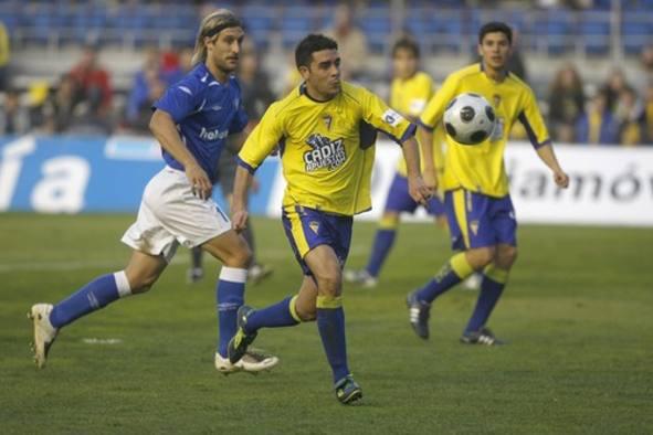 Cádiz CF 1-0 Écija Balompié