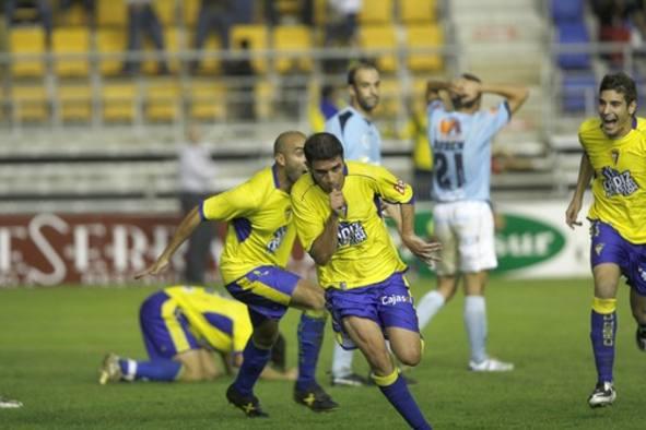 Cádiz CF 2-1 Lucena CF