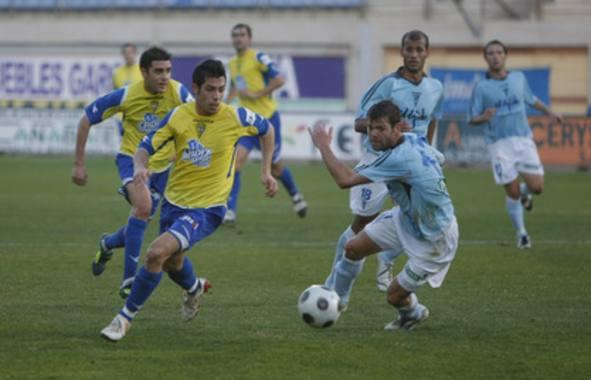 Poli Ejido 0-1 Cádiz CF