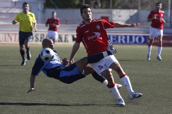 Racing Portuense 0-3 UD Melilla