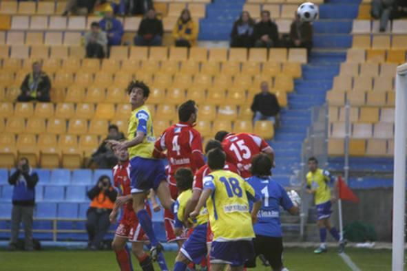 Cádiz CF 1-0 CD Roquetas
