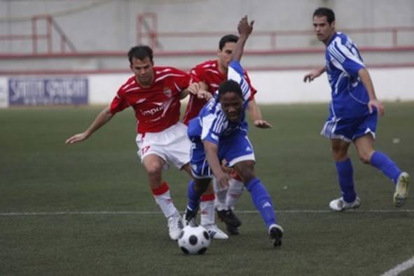 Racing Portuense 3-3 AD Ceuta