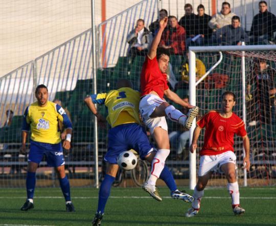 Granada 74 1-2 Cádiz CF