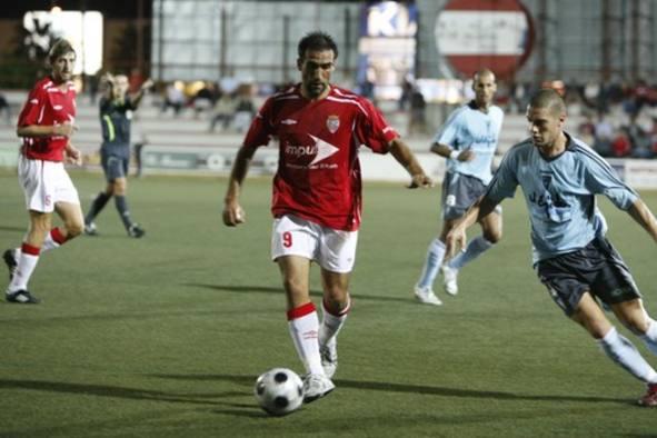 Racing Portuense 2-2 Poli Ejido