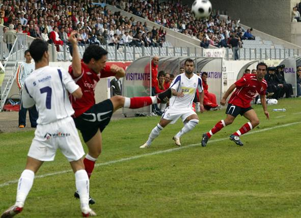 Real Jaén 0-0 Racing Portuense