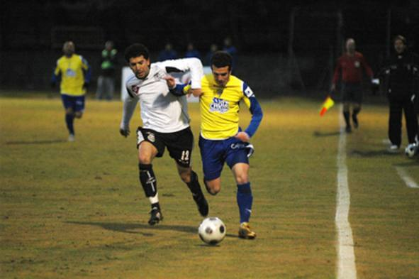 UB Conquense 2-0 Cádiz CF