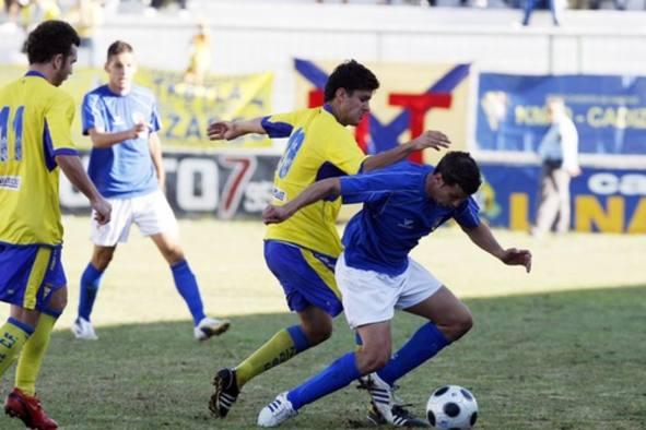CD Linares 1-3 Cádiz CF