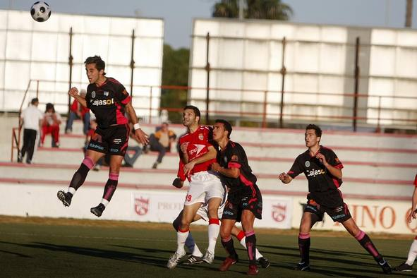 Racing Portuense 1-2 Lucena CF