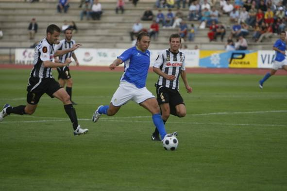 CD San Fernando 0-0 RB Linense