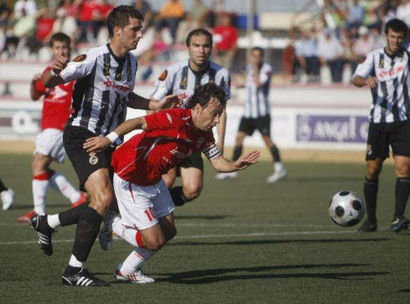 Racing Portuense 1-1 Balompédica Linense