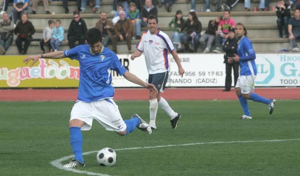 CD San Fernando 0-1 CD Guadalajara