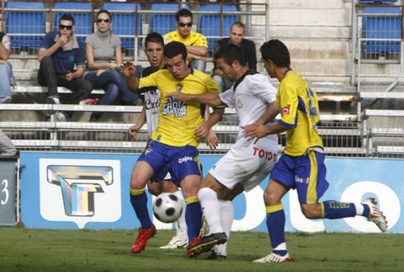 Cádiz 5 - Ceuta 2