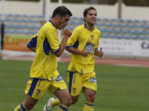 UD Puertollano 0-2 Cádiz CF