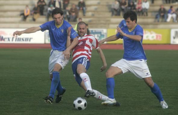 CD San Fernando 0-1 Granada CF