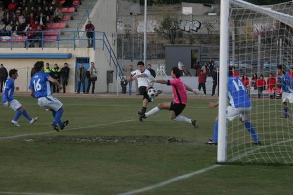 UB Conquense 3-1 CD San Fernando