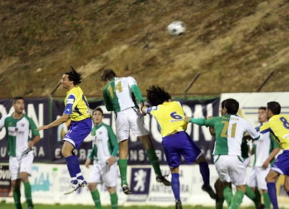 Antequera CF 0-1 Cádiz CF