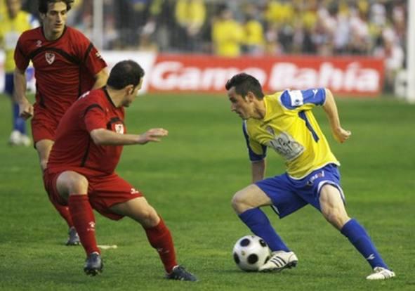 Cádiz CF 2-1 CD Linares
